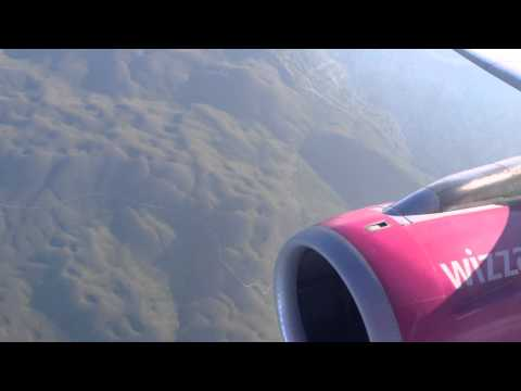 Wizz Air Skopje-Cologne/Bonn *Full flight*