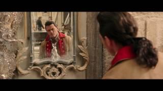 Gaston Mirror Scene Beauty and the Beast