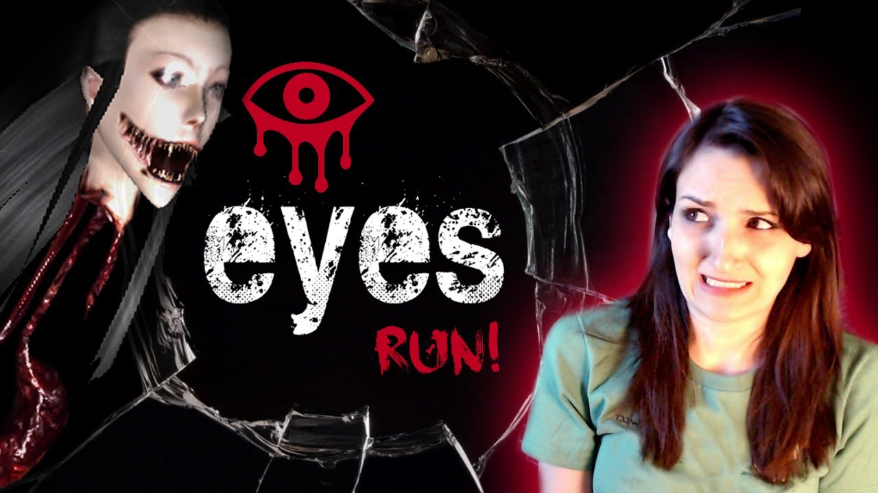 Eyes Horror Game (Funny Facecam Reactions) - F@!& Ghosts ...