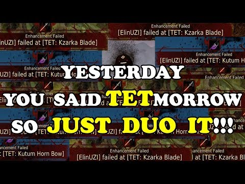 Yesterday You Said TETmorrow -So JUST DUO IT!!!