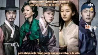 Lush - Love (Sub Español - Hangul - Roma) [Mirror of the witch OST]
