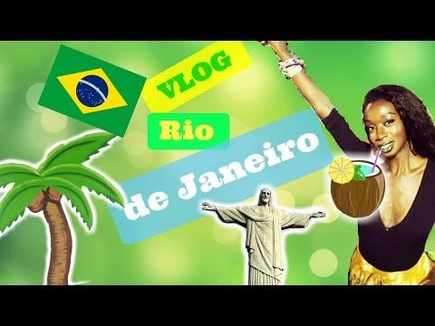 Vlog à RIO DE JANEIRO, Brésil!