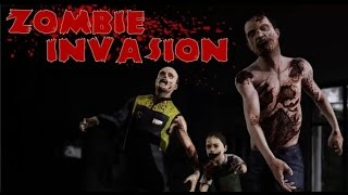 ZOMBIE INVASION WALKTHROUGH