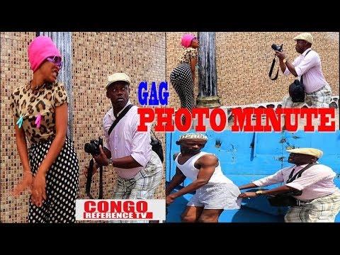 NOUVEAUTÉ GAG 2019: PHOTO MINUTE avec AIDA, TITO, MBATASIALA, MUKWATA