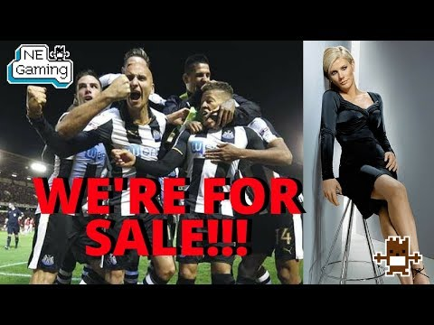 "NEWCASTLE UP FOR SALE - BREAK DOWN... ""Better The Devil You Know""?"