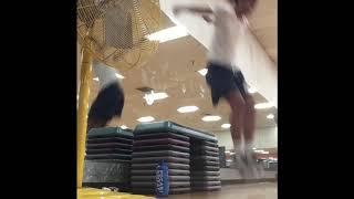 16-річна Данка подорож #5 ручної стрибати 1 день