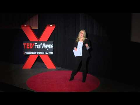 The Power of Story to Ignite Change: Candace Schuler at TEDxFortWayne