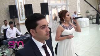 Habil Nuran - Kemale Gunesli -Canli Toy Popuriler 2017
