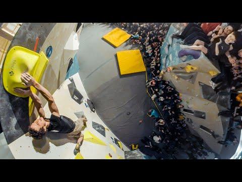 Adam Ondra #54: Hangar Masters 2020