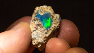 $5k invested in rough opal. Do I make a profit from my opal hunting?