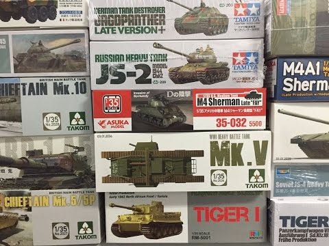 Hobby Talk episode 2 choosing the right armor kit for you. + Takon T14 Armata and more.