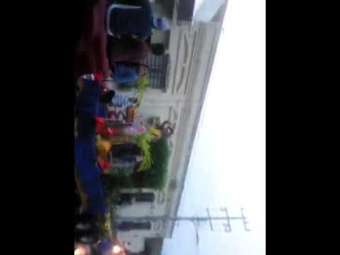 Desfile Cárdenas