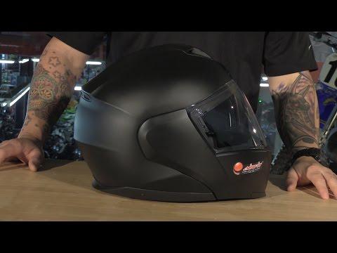 Scorpion EXO EXO-900X Modular Motorcycle Helmet Review