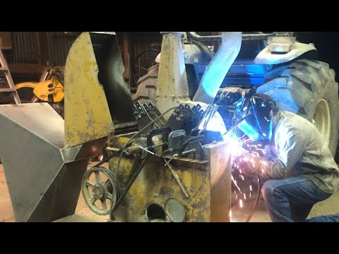 Hammermill Upgrades!