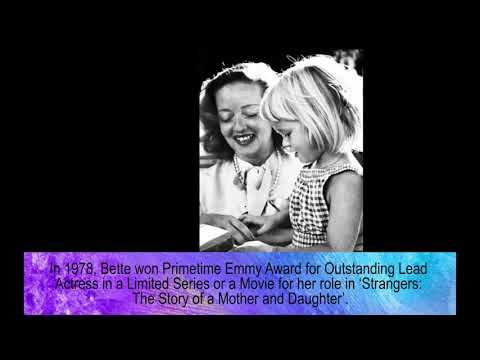 Bette Davis family