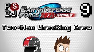Two-Man Wrecking Crew EP 9