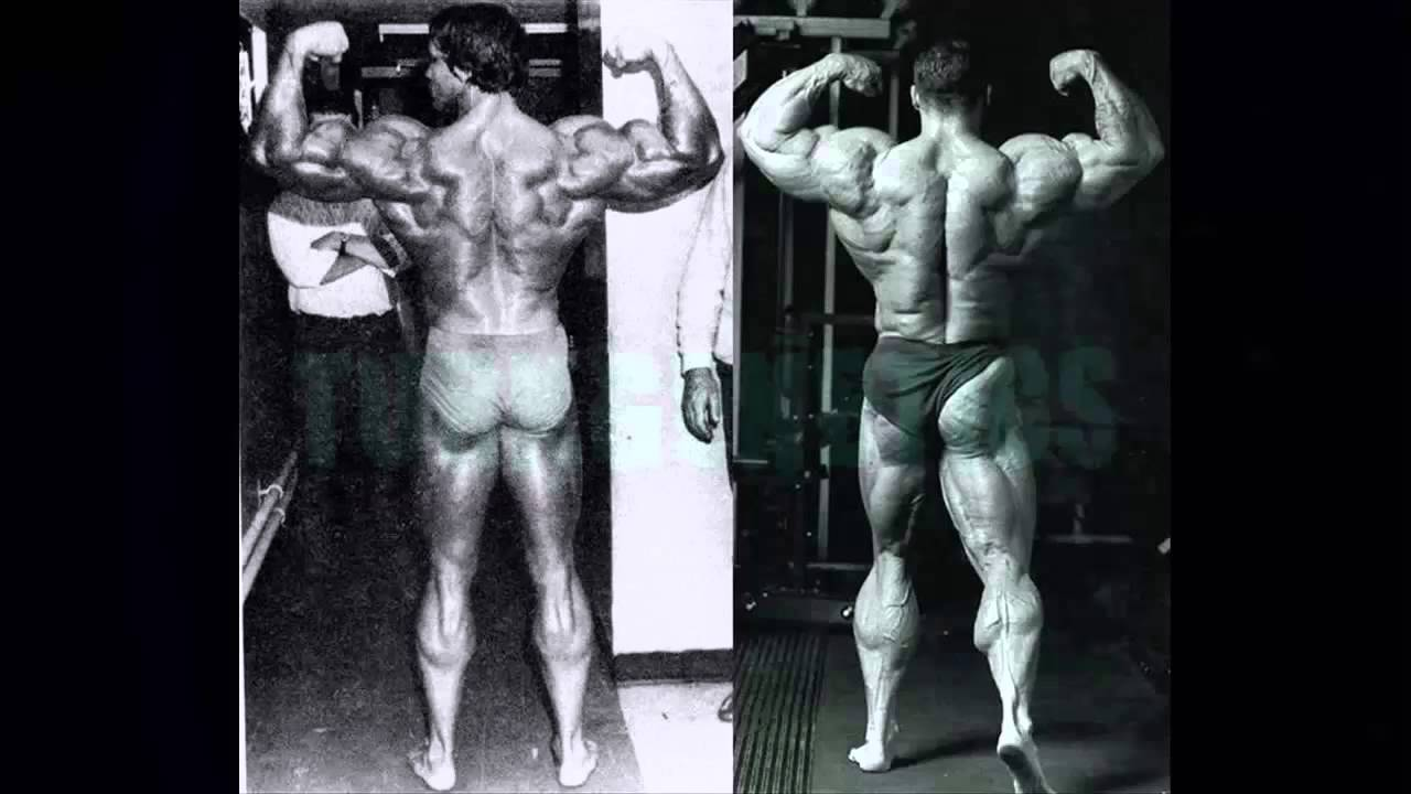 Old School Vs New School Bodybuilding L Mass Vs Symmetry Youtube