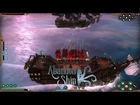 Abandon Ship [FR] : Kraken le jeu de société