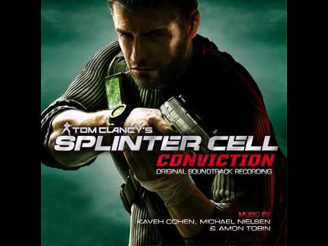 Splinter Cell: Conviction Soundtrack- Washington Monument (Slowed Down  Version)