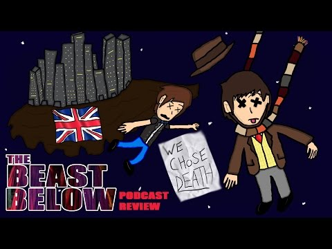 Doctor Who Podcast   The Beast Below 2010