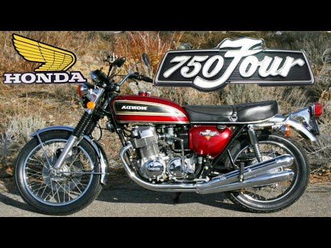 honda cb 750 the bike that changed everything youtube. Black Bedroom Furniture Sets. Home Design Ideas
