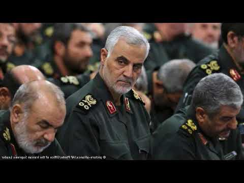 Iran Revolutionary Guards ready to back Palestinian forces