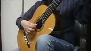 [ Japanese Songs : Amega Yandara ] -- ギターで昭和歌謡 -- 「雨がや...
