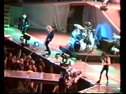 Metallica - Rotterdam, The Netherlands [1993.06.12]