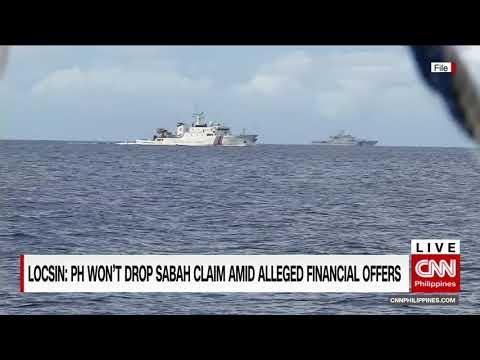 Locsin: PH won't drop Sabah claim amid alleged financial offers