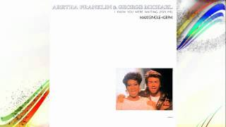 Aretha Franklin &  George Michael   -- I Knew You Were Waiting (for me) HQ