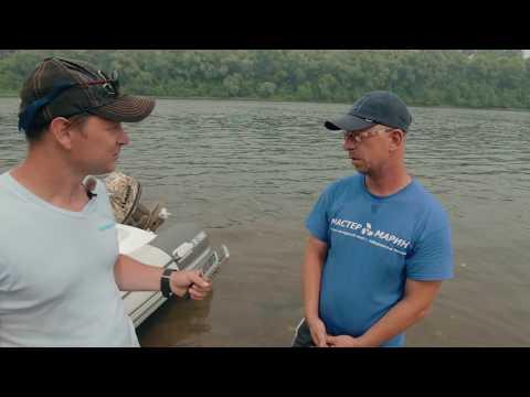 РИБ Буревестник Б-390. Интервью с владельцем, выигравшим соревнования в классе лодок до 40 л.с.