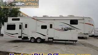 Mind Blowing 2 Bedroom 5th Wheel Bunk House | 2009 Big Country 3550 TSL