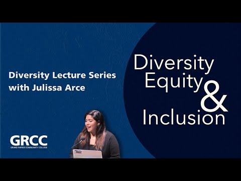GRCC Diversity Lecture: Julissa Arce on Immigration