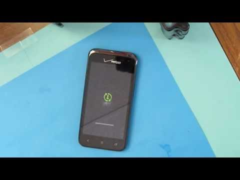 Hard Reset HTC Incredible 4G ADR6410 Verizon