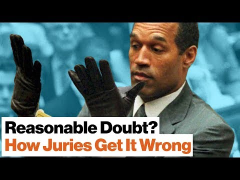 """Beyond a Reasonable Doubt"": How Juries Get It Wrong 