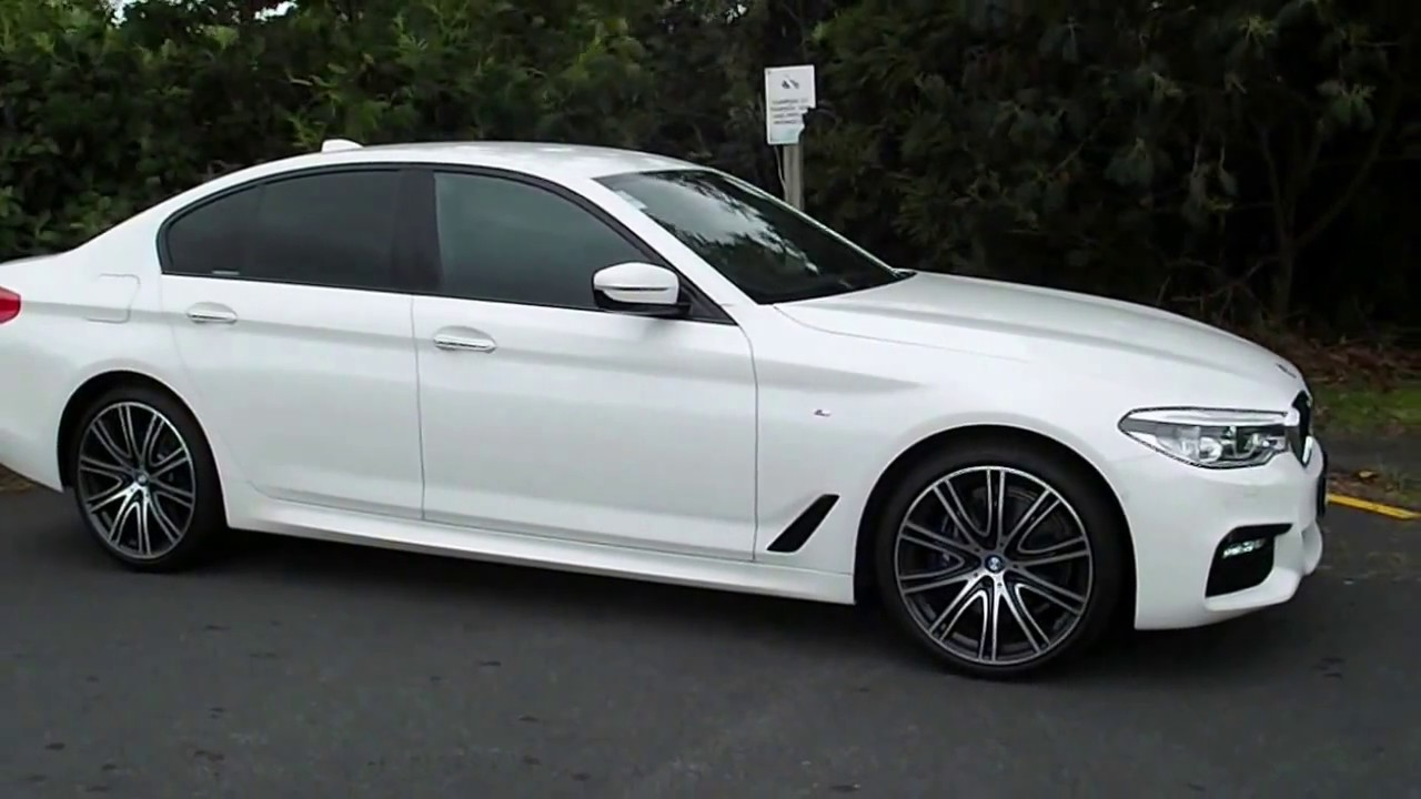 new model 2017 bmw 530d m sport youtube. Black Bedroom Furniture Sets. Home Design Ideas