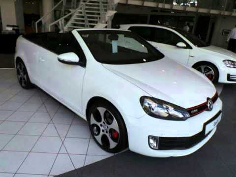 2015 volkswagen golf vi gti 2 0 tsi dsg cabrio auto for. Black Bedroom Furniture Sets. Home Design Ideas