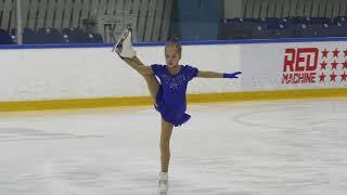 Даша Новикова Фестиваль зимних видов спорта 4К