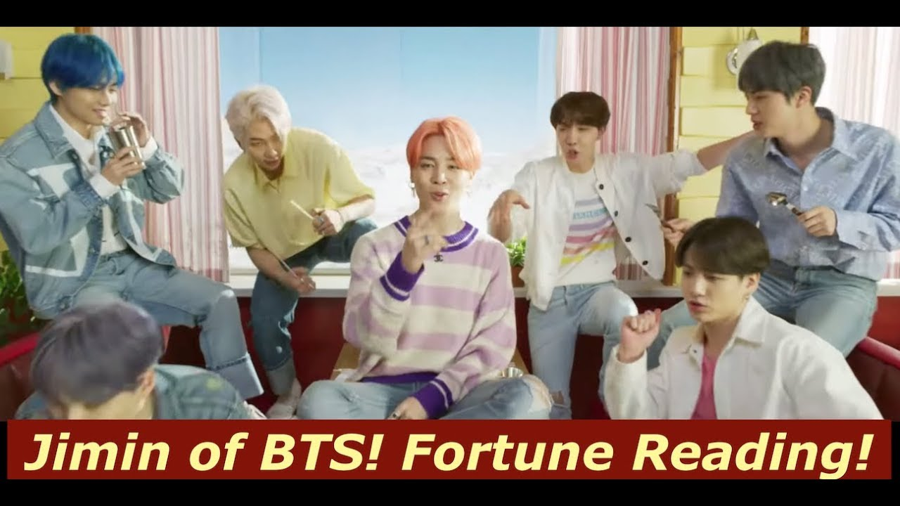 Jimin of BTS! Fortune Reading! Kpop Predictions 2019!