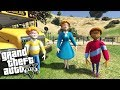GTA 5 Mods - THE MAGIC SCHOOL BUS MOD w/ MS. FRIZZLE, ARNOLD & KEESHA (GTA 5 Mods Gameplay)