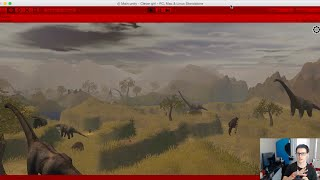Repeat youtube video Uneven Dusty Air Effect in Unity