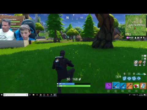 Fortnite Update with Tyler | We Are The Davises Live Stream Gaming