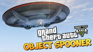 GTA 5 Mods Object Spooner: САМЫЕ РЕДКИЕ НИШТЯКИ