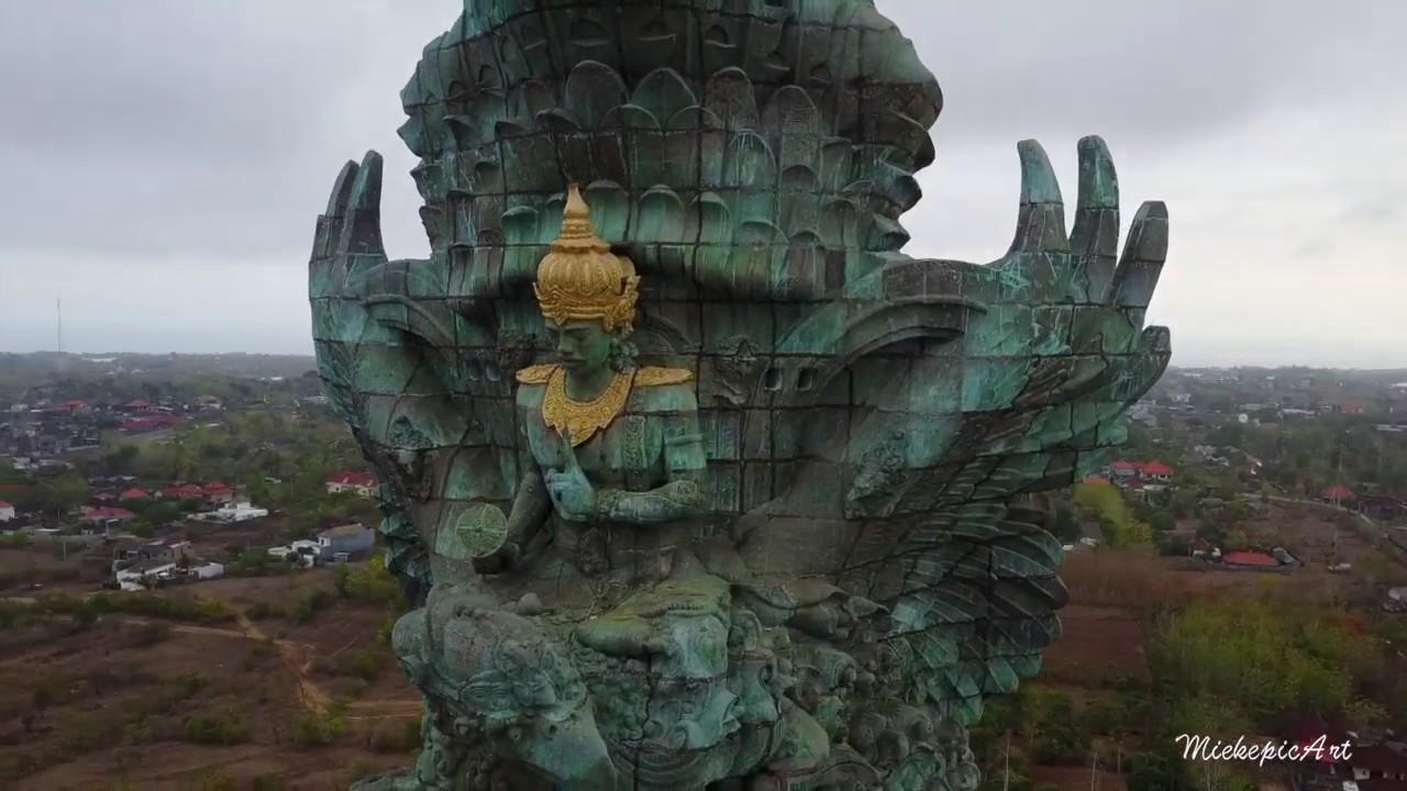 Vishnu World S Largest Statue By Kedarvideo