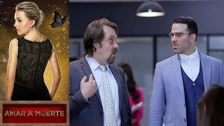 Amar a muerte - Capítulo 78: Johny es sospechoso por la muerte de Susana - Televisa