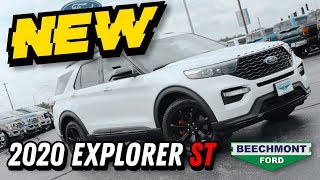 New 2020 Ford Explorer ST | Beechmont Ford