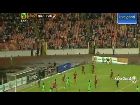 Nigeria 3 – 1 Sudan - Africa Cup of Nations Qualification - 15.10.2014