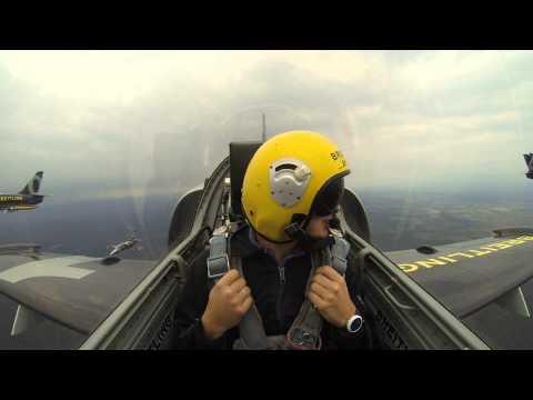 полет с Breitling Jet team