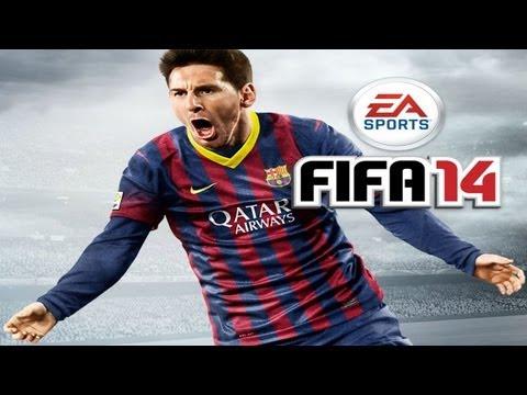 FIFA 14 By EA SPORTS - Universal - HD (Tutorial/Menu/iAP) Gameplay Trailer