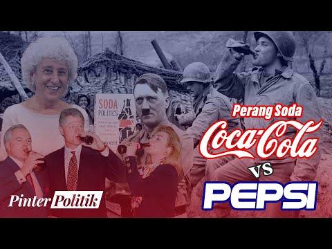 Coca-Cola vs Pepsi: Soda Politics dan Kisah Cola Wars